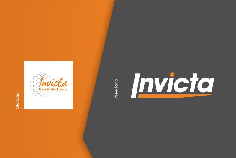 Invicta old to new logo